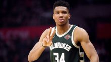 'In great company': Epic reaction to Giannis' rare NBA feat