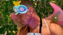 Channing Tatum Adds A Touch Of Sparkle In Magical Princess Outfit With Unicorn Friends