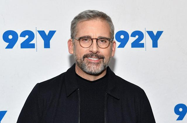 Netflix announces 'Space Force' comedy series starring Steve Carell