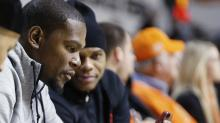 Kevin Durant has once again found himself in a strange bit of Twitter drama