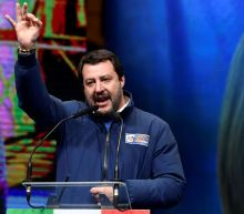 Italy's center-left seen ahead of League in key local vote: exit poll