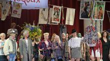 Fashion Week in London: Vivienne Westwood protestiert gegen Brexit, Klimawandel und Konsumismus