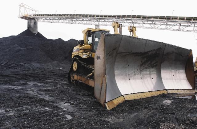 World's largest coal mining firm declares bankruptcy