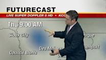 Video-Cast: Light Snow Today