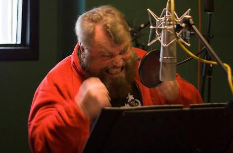 Death Knight love story casts actors Brian Blessed, Joanna Lumley and more