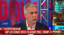 GOP presidential hopeful slams Republican senators: 'Absolute chickens**t'