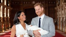 Meghan and Harry shared the sweetest picture of baby Archie for Mother's Day