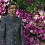 Sundar Pichai just proved that you can take an Indian out of India but not India out of an Indian