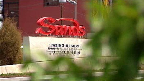 Sands: Bethlehem, Pa. casino targeted in hacking attack