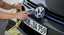 VW demonstriert seine Elektromacht