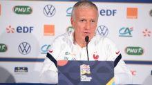 Foot - Bleus - Ligue des nations : après France-Croatie, la conférence de presse de Didier Deschamps en direct vidéo