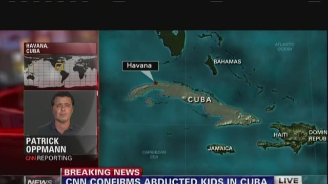 Part 2: CNN confirms Hakken family is in Cuba