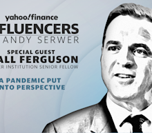 Niall Ferguson joins 'Influencers with Andy Serwer'