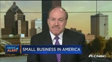 Paychex CEO: Small biz wage growth drops in May