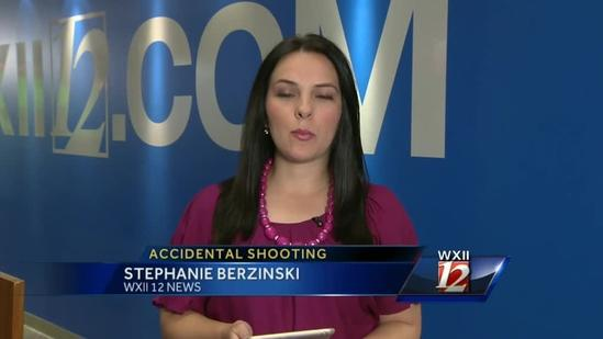2-year-old boy shoots self in mouth