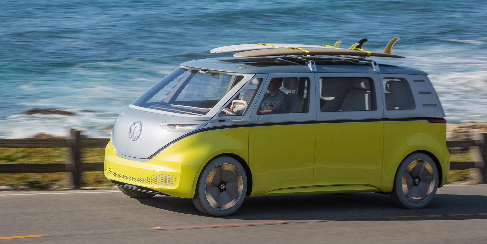 Vw electric microbus coming in 2022