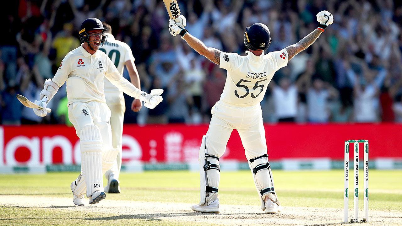'Miracles do happen': England make cricket history in crazy Ashes win
