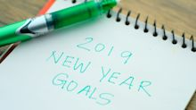 13 goals for 2019 that all midlifers will relate to