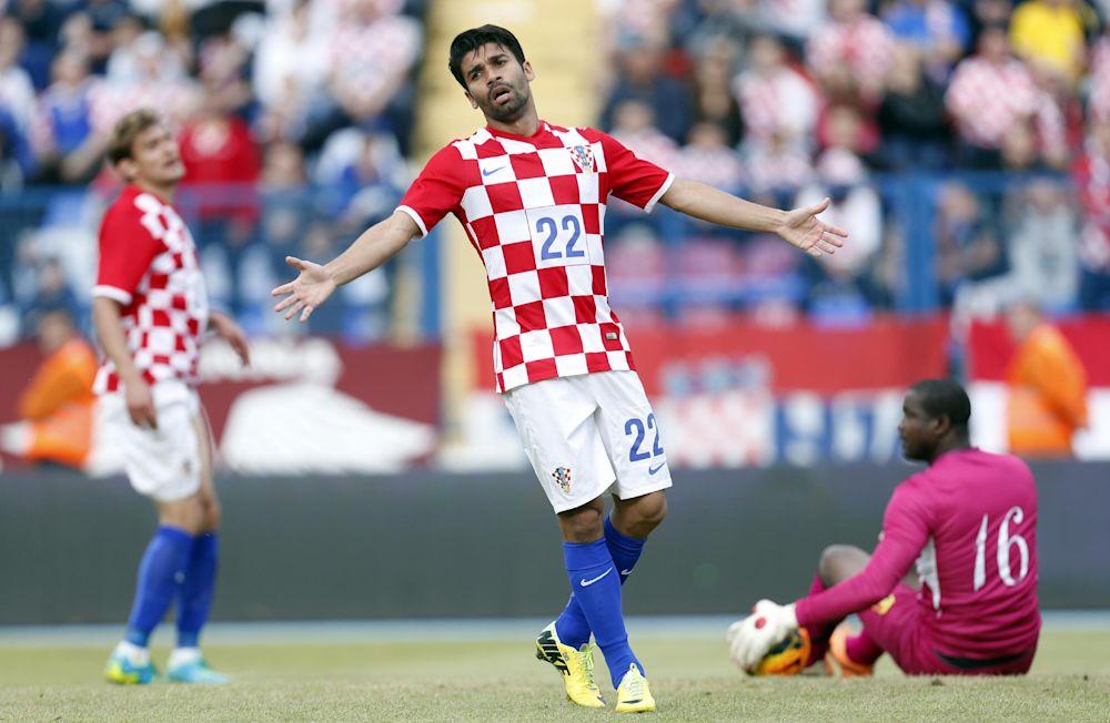 From Brazil to Croatia to the World Cup