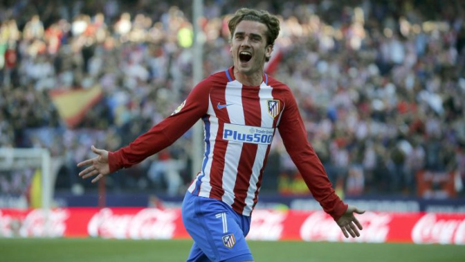 Gossip: Griezmann 'on verge of' £86m Man United move, Real Madrid 'target Hazard and Courtois', Man City 'chase Coman'