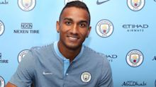 Real Madrid defender Danilo joins Manchester City