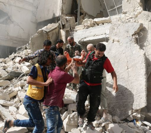 Syria launches Aleppo push as truce plan flounders