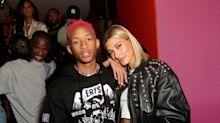 Hailey Bieber, Jaden Smith, Heron Preston Celebrate Levi's 501 Day in L.A.