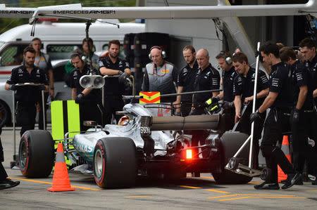 Formula One F1 - Japanese Grand Prix 2017 - Suzuka Circuit, Japan