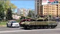 Clashes Reported in Rebel-Held Donetsk