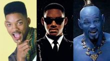 The Evolution of Will Smith: From 'The Fresh Prince' to 'Aladdin' (Photos)