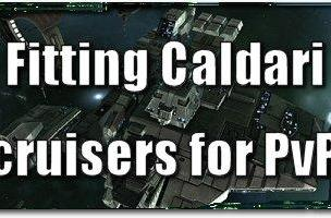 EVE Evolved: Fitting Caldari cruisers for PvP in Retribution