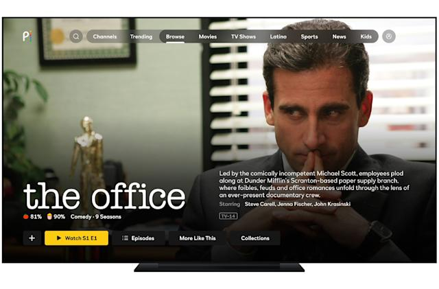 'The Office' will stream exclusively on Peacock starting January 1st