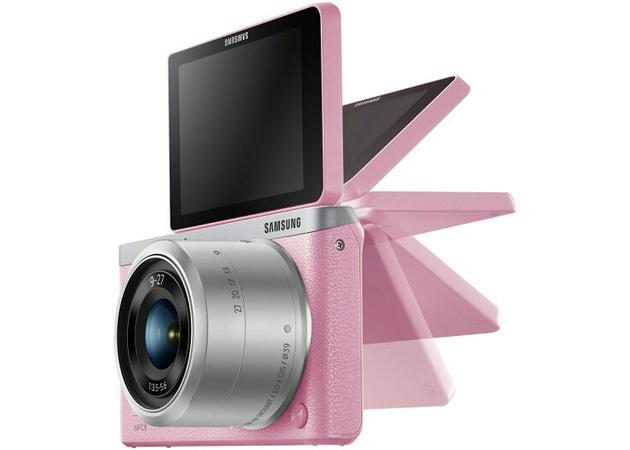 Samsung NX mini leak hints at a very thin and tiny mirrorless camera