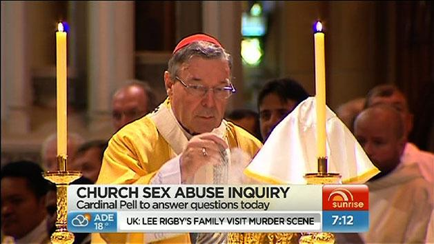 Cardinal Pell to face abuse inquiry