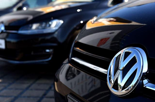 Volkswagen's US head knew of possible emissions trouble in 2014