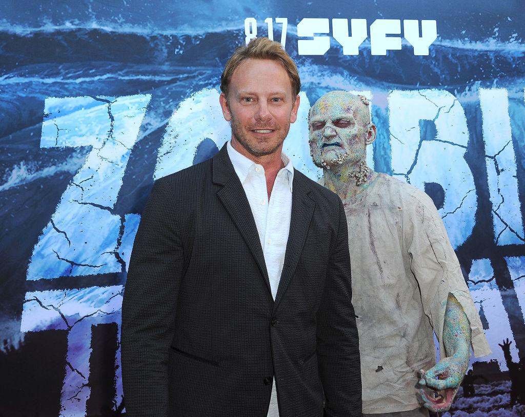 Ian Ziering feared he'd never work again after 'Sharknado': 'This is the end'