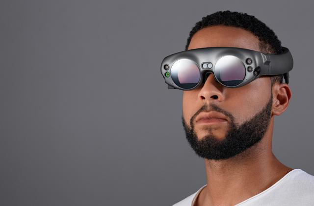 Magic Leap developer units must be kept in locked safes