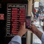 Turkish Lira's Fall Drives Concerns for Euro