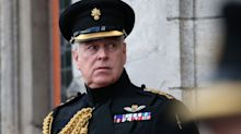 Prince Andrew showing 'zero co-operation' with FBI request for Jeffrey Epstein interview