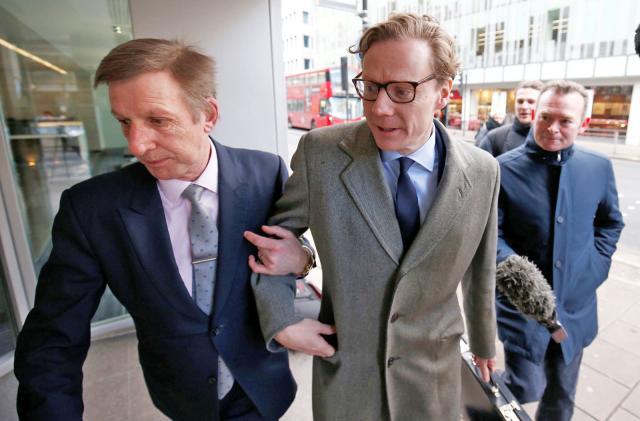 Cambridge Analytica CEO reportedly embezzled $8 million