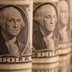 Dollar drops as traders prepare for inflation data