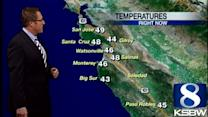 Get Your Wednesday KSBW Weather Forecast 3.27.13