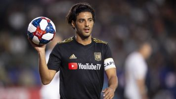 LAFC's Vela to Zlatan: 'I'm better than him'