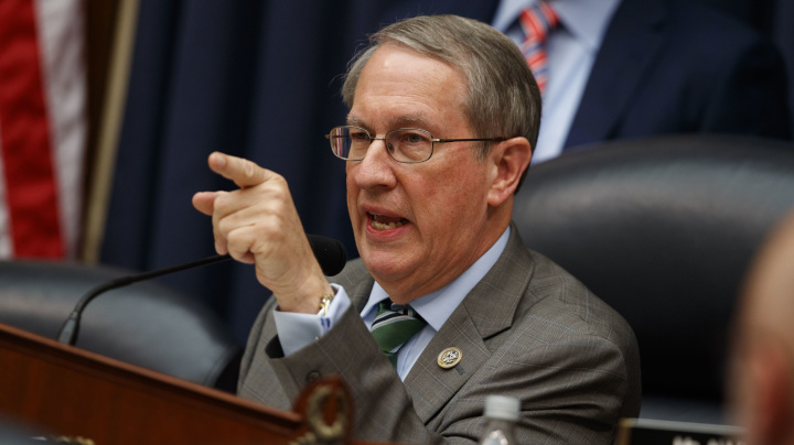 Lawmaker's son rips him over FBI agent's firing