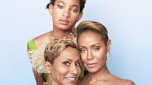 Jada Pinkett-Smith stars alongside daughter Willow and ageless mother on magazine cover