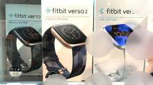 Fitbit pops on SEC filing revealing a bidding war