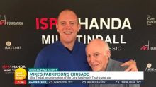 Mike Tindall opens up about how his dad has 'deteriorated' during 'nightmare' Parkinson's battle