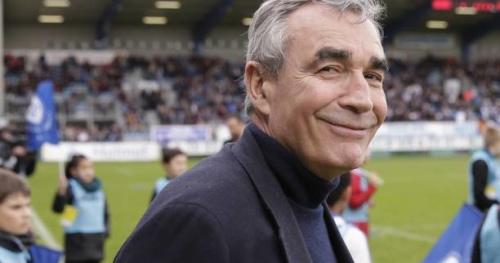 Rugby - Top 14 - CO - Pierre-Yves Revol (président de Castres) prône l'apaisement