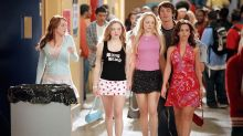 The musical version of Tina Fey's 'Mean Girls' is being made into a movie