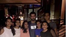 Ranbir and Aditya's 'Boys Night Out' Sure Looks Interesting!